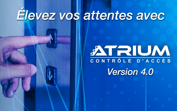 Post ATRIUM 40 FR